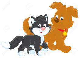 6 080 puppy and kitten stock illustrations cliparts and royalty
