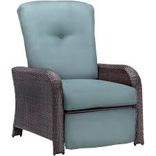 darby home co barrand luxury recliner chair with cushions