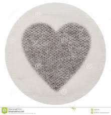 heart shaped tea bags tea bag stock photo image 34909780