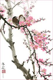 21 best birds and cherry blossoms images on pinterest beautiful