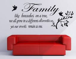 Best Words On The Wall Images On Pinterest Architecture - Family room wall quotes