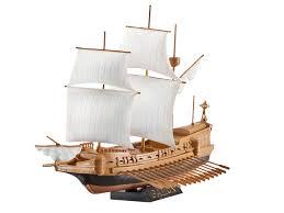 1 450 revell spanish galleon ship model kit plastic revell05899