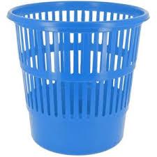 poubelles de bureau promobo corbeille de bureau poubelle a stries bleu design city
