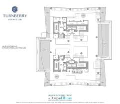 customized floor plans turnberry ocean club floor plans luxury oceanfront condos in