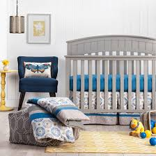 trend lab 3pc crib bedding set u2013 monaco target