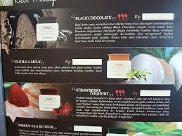 Shoo Makarizo Strawberry texture experience hair treatment by makarizo indonesia eat