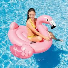amazon pool floats amazon giant pink flamingo pool float 9 96 lowest price