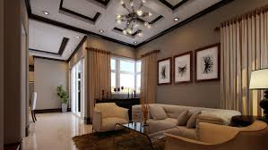amazing philippines single storey with eye catching interior