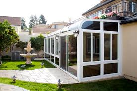 Jans Awning Products Beautiful Studio Roof Screened Patio With Vertical Span Skylights