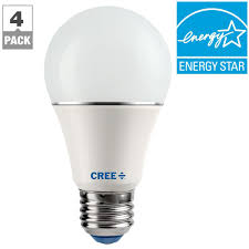 led light cree 60w equivalent soft white 2700k a19 dimmable led light bulb
