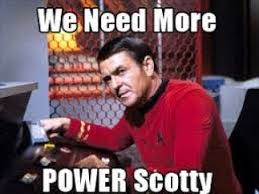 Scotty Meme - more power scotty blow off top may be upon us youtube