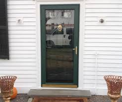 storm door with screen and glass storm doors b u0026r glass and mirror