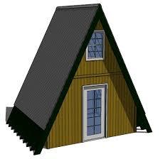 tiny a frame house plans tiny house