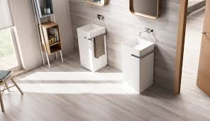 grey porcelain tile wood look fresh haammss