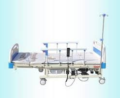 rotating hospital bed multi function electric rotating hospital bed nursing paralysed