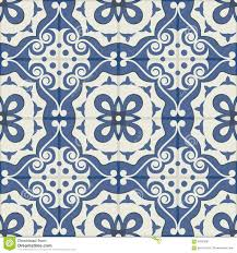 gorgeous seamless patchwork pattern from dark blue and white