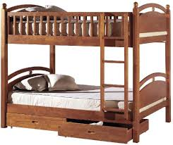 Wooden Futon Bunk Bed Plans by Futon Bunk Bed With Mattress Included Solid Wood Roof Fence