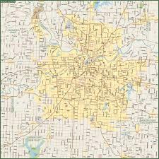 kansas city metro map kansas city metro map digital vector creative