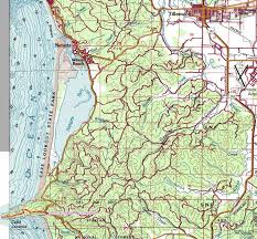 Florence Oregon Map by The Three Best Trails To Hike On The Oregon Coast Oregon Outside