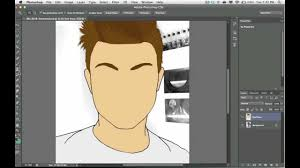 how to turn yourself into a cartoon character in photoshop cs5 and
