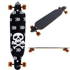 bmw longboard amazon com megabrand 41in longboard skateboard complete black