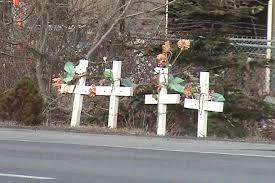roadside memorial crosses for sale four cross roadside memorial fusion footage