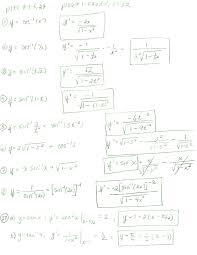derivatives worksheets u2013 wallpapercraft