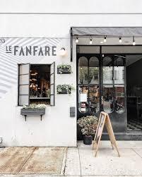 le fanfare brooklyn places pinterest cafes coffee shop
