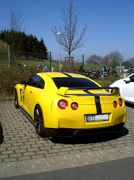 nissan yellow sweet yellow nissan gtr japanpower22 flickr