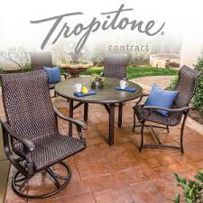 Tropitone Patio Chairs Tropitone Viking Casual Furniture