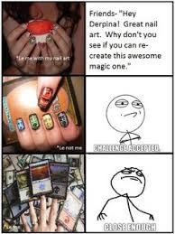 Nail Art Meme - awesome tetris nail art stickers 80s nail style pinterest