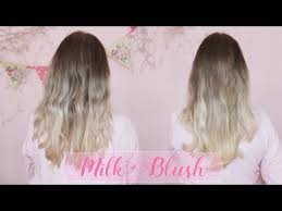 headkandy hair extensions milk blush headkandy looks hair extensions channel