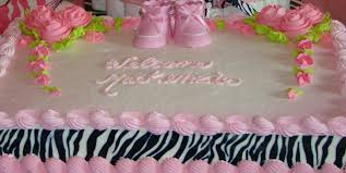 animal print baby shower cakes archives baby shower diy