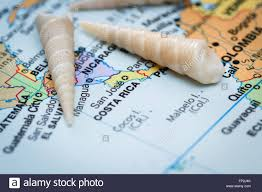Map Costa Rica Close Up Map Costa Rica Stock Photos U0026 Close Up Map Costa Rica