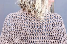 Drape Cardigan Pattern The Cocoon Cardigan Free Crochet Pattern 17 Make U0026 Do Crew