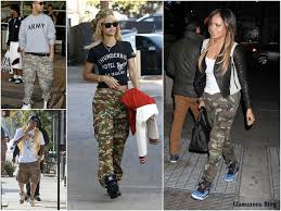 chris brown rihanna lala drake wearing camouflage pants birthday