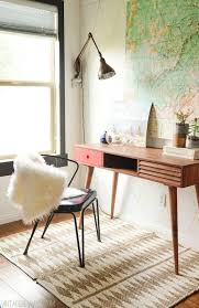 retro home office desk home office desk vintage design vintage home office desk design
