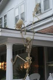funny outdoor halloween decorations