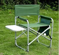 Folding Directors Chair With Side Table Affordable Variety Outsunny Folding Portable Camping Directors