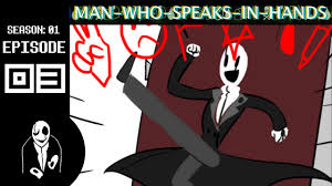 gaster the who speaks in gaster s freedom who speaks in episode 3