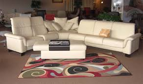 Low Sectional Sofa by Ekornes Stressless Paradise Low Back Sofa Ekornes Stressless