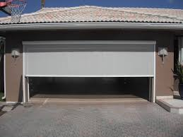 retractable garage door screen l17 in stunning home design