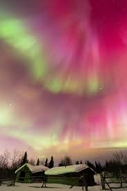 why northern lights happen northern lights with kids suitcases strollers travelling with kids
