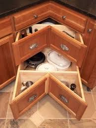 kitchen cabinet space corner storage 20 practical kitchen corner storage ideas shelterness