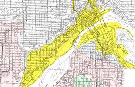 Underground Seattle Map by Water Main Break Floods Downtown St Paul Wcco Cbs Minnesota