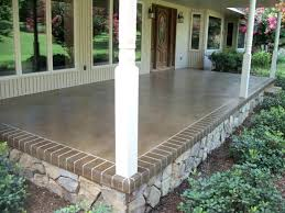 concrete paint colors to protect and decorate in homes masonry