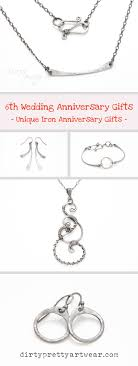 6th anniversary gifts for 6th wedding anniversary gifts unique iron anniversary gifts
