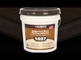 1407 engineered wood flooring adhesive