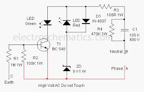 fault indicator circuit