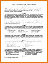 resume professional summary examples resume example and free